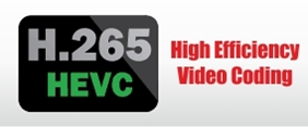 H.265 (HEVC) High Efficiency Video Coding