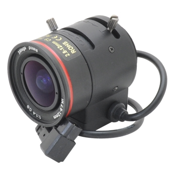 2,8-12 mm 3Mp Varifocal