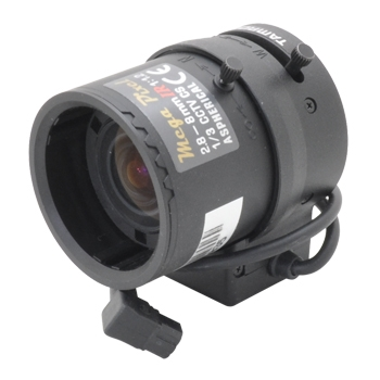 2,8-8 mm 3Mp Varifocal