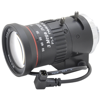 5-50 mm 3Mp Varifocal